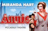 Annie the Musical at the Piccadilly Theatre
