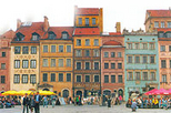 Half Day City Sightseeing Tour of Warsaw, Warsaw,