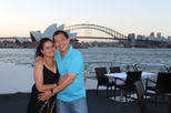 Sydney Harbour Dinner Cruise by Catamaran, Sydney,