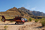 Grand Canyon Deluxe Helicopter Rundflug mit Champagner Picknick