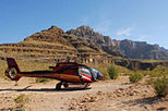 Grand Canyon Deluxe Helicopter Tour with Champagne Picnic, Las Vegas, Helicopter Tours