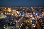 Las Vegas Private Helicopter Flight with Wine Tasting and Dinner