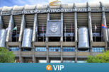 TravelToe VIP: Santiago Bernabeu Stadium Tour with Dinner in Madrid