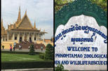 4Days - Tours Phnom Penh Takeo Mt Udong and Silk Island
