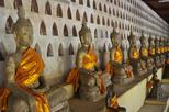 Half day Buddha Park and Textile Village (WAVING VILLAGE NOT AVAILABLE ON SUNDAY) including Lunch