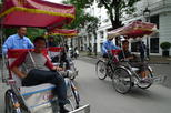 Half Day Nha Trang's Night Tour by Pedicab Rickshaw