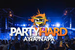Ayia Napa Party Hard Ultimate Events Package