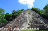 Private Day Trip to Coba Archaeological Site from Playa del Carmen