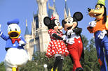 4-Day Paris Break from Brighton including Disneyland Paris and Walt Disney Studios Park