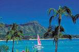 Diamond Head & Oahu Coast Half-Day Tour, Oahu,