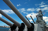 USS Missouri, Arizona Memorial, Pearl Harbor and Punchbowl Day Tour, Oahu,