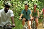 St Lucia Bike and Hike Half-Day Tour from the North Island
