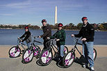 Washington DC Day Bike Rental, Washington DC, Bike & Mountain Bike Tours