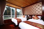 2-Days Halong Bay with Lavender Cruises from Hanoi Deluxe Sea View Cabin
