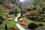 Butchart Gardens Shuttle from Victoria Hotels