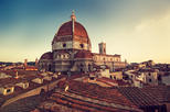Florence Super Saver: Florence Walking Tour plus Tuscan Cooking Class with Dinner