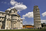 Pisa Walking Tour: Cathedral Square and Piazza dei Cavalieri, Pisa,