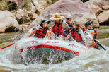 4-Day Family River Rafting Trip on the Green River through Lodore Canyon