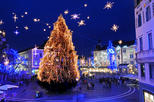Ljubljana Christmas Market Tour from Trieste