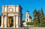 Group Chisinau City Tour and Cricova Winery with wine tasting