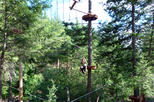 Guided Zipline Tour in the Okanagan