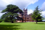 Downton Abbey Experience with Champagne Reception at Highclere Castle
