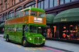 London Vintage Bus Tour and River Thames Cruise, London,