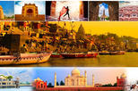 11 DAYS GOLDEN TRIANGLE & VARANASI WITH LUXURY ACCOMMODATION,INTERNAL FLIGHTS
