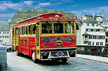 The Zurich Trolley Experience, Zurich,
