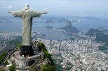 Corcovado Mountain and Christ Redeemer Statue Half-Day Tour, Rio de Janeiro, Half-day Tours