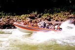 Iguassu Falls Combo Tour: Off-Road Jungle Drive, Hike and Waterfall Boat Ride, Foz do Iguacu,