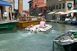Murano, Burano and Torcello Half-Day Sightseeing Tour