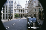 Visite privée : circuit de Londres en taxi noir sur les traces d'Harry Potter