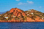 Cruise to Corniche d'Or, Cannes, Day Cruises