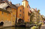 Annecy Guided Tour from Chamonix