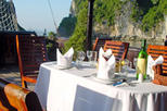 Private Tour: Deluxe Halong Bay Day Cruise including Seafood Lunch from Hanoi, Hanoi, Day Cruises
