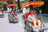 Private Tour: Hanoi City Full-Day Tour including Cyclo Ride, Hanoi,