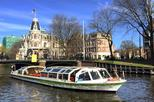 Amsterdam Hop-On Hop-Off Boat Tour with ticket to 'This is Holland'