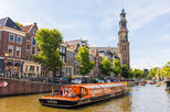 Amsterdam 1-Hr Canal Cruise from Central Station with Optional Attraction Tickets