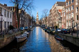 Amsterdam City Sightseeing Tour with Optional Canal Cruise or Rijksmuseum