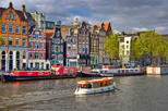 Amsterdam Shore Excursion: Amsterdam City Sightseeing Tour, Amsterdam, Ports of Call Tours