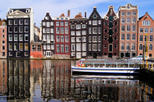 Amsterdam Sightseeing Tour and Skip-the-Line Ticket to the Anne Frank House, Amsterdam, Half-day ...