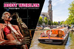 Europe - Netherlands: Amsterdam Super Saver: Body Worlds Skip-the-Line Entrance plus Canal Cruise