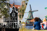 Europe - Netherlands: Amsterdam Super Saver: City Tour plus Zaanse Schans Windmills, Volendam and Marken Day Trip