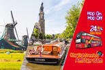 Europe - Netherlands: Amsterdam Super Saver: Hop-on Hop-off Bus, 1-hr Canal Cruise and Volendam, Marken & Windmills Tour