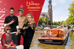 Europe - Netherlands: Amsterdam Super Saver: Madame Tussauds Admission Ticket and 1-Hour Canal Cruise