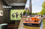 Europe - Netherlands: Amsterdam Super Saver: Moco Museum and 1-Hour Canal Cruise