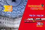 Amsterdam Super Saver: National Maritime Museum & City Sightseeing Hop-On Hop-Off Boat
