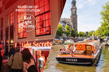 Europe - Netherlands: Amsterdam Super Saver: Red Light Secrets Museum and 1-Hour Canal Cruise