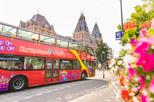 Europe - Netherlands: City Sightseeing Amsterdam Hop-On Hop-Off Tour with Boat Option